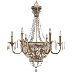 Palais 9 Light Candle Chandelier