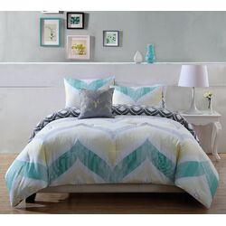 Fine Line 3 Piece Comforter Set