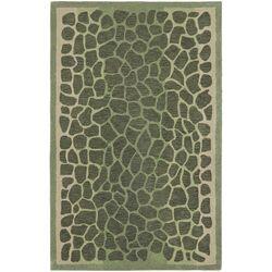 Martha Stewart Grassland Green Area Rug