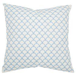 Nikki Cotton Throw Pillow