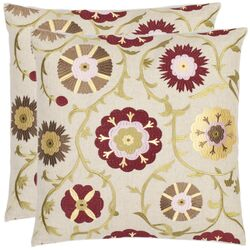 Gardens Decorative Pillow
