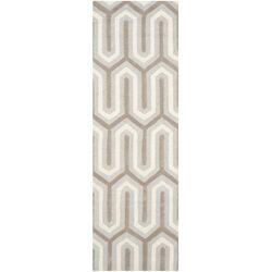 Cambridge Light Grey & Ivory Area Rug