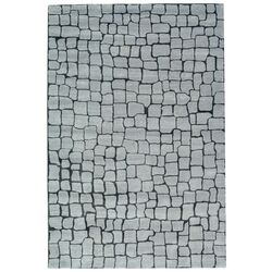 Soho Silver & Grey Area Rug