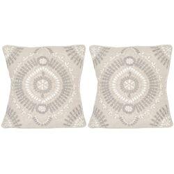 Aiyana Linen Throw Pillow
