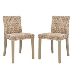 Charlotte Wicker Parson Chair