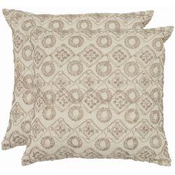 Sarah Cotton Decorative Pillow