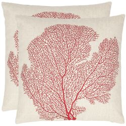 Robin Cotton Decorative Pillow
