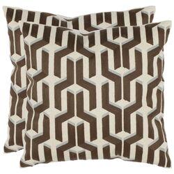 Dawson Cotton Decorative Pillow
