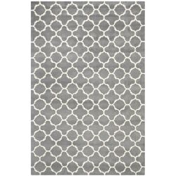 Chatham Dark Grey & Ivory Area Rug