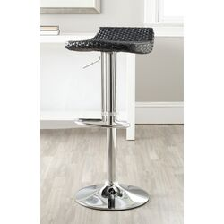 Juji Adjustable Height Swivel Bar Stool