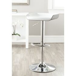 Rameka Adjustable Height Swivel Bar Stool