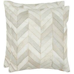 Marley Feather / Down Decorative Pillow