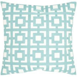 Emily Cotton Throw Pillow