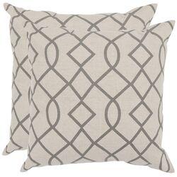 Margie Cotton / Linen Decorative Pillow