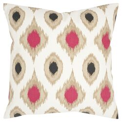 Miranda Cotton Throw Pillow