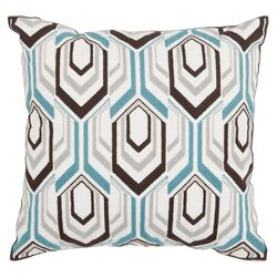 Indie Cotton Throw Pillow