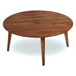 Clybourn Acacia Coffee Table
