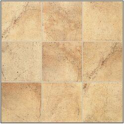 Sardara Floor Tile in Piazza Gold