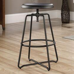 Carson Forge Adjustable Height Swivel Bar Stool