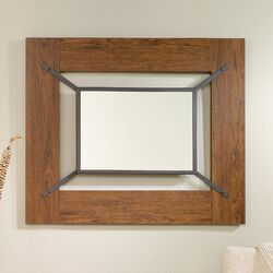 Carson Forge Rectangular Dresser Mirror