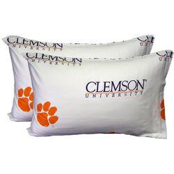 NCAA Clemson Pillowcase