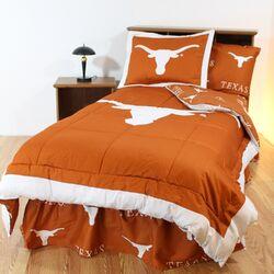 NCAA Texas Bed in a Bag Set