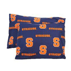NCAA Syracuse Pillowcase