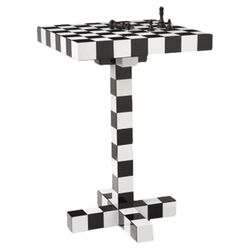Chess End Table