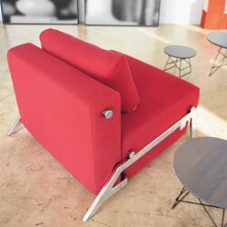Cubed Sleek Chair