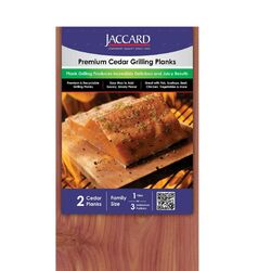 Premium Shrink Wrap Large Cedar Grilling Planks (Set of 2)
