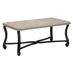 Patio coffee tables wayfair for Wayfair outdoor coffee table