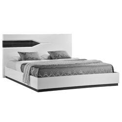 Hudson Platform Zebra Bed