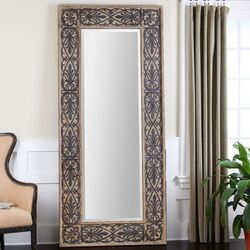 Abelardo Wood Frame Mirror