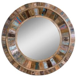 Jeremiah Wall Mirror by Uttermost
