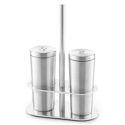 Oveta Cruet Salt and Pepper Shaker Set with Holder