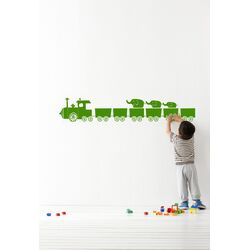 Tiny Train Wallsticker
