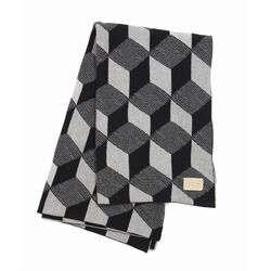 Squares Cotton Blanket