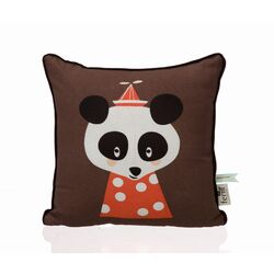 Posey Panda Organic Cotton Pillow