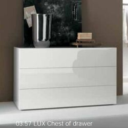Lux 3 Drawer Dresser