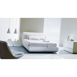 Portofino Queen Storage Platform Bed