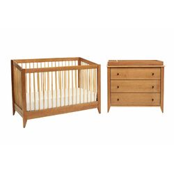 Highland 4-in-1 Convertible Nursery Set