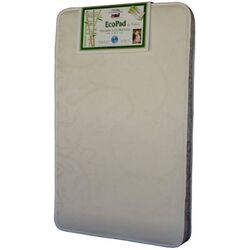 EcoPad Ecologically Friendlier Portable Crib / Mini Crib Mattress