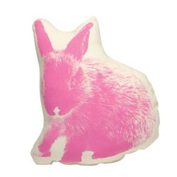 Pico Organic Cotton Bunny Pillow