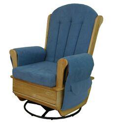 Baby Relax Emmett Button Tufted Swivel Glider Amp Reviews