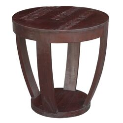 Batavia Coco Motif End Table