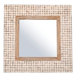 New Hampton Square Mirror
