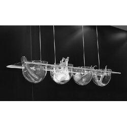 Mono Quartet Suspended Display