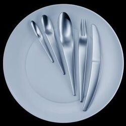 mono-Mono C2 Large Flatware Set by Ute Schniedermann
