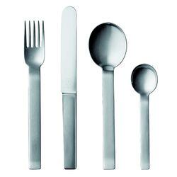 POTT-35 Collection Silver Collection Serving Spoon