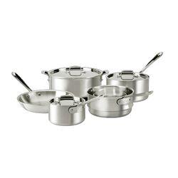 Master Chef 8 Piece Cookware Set